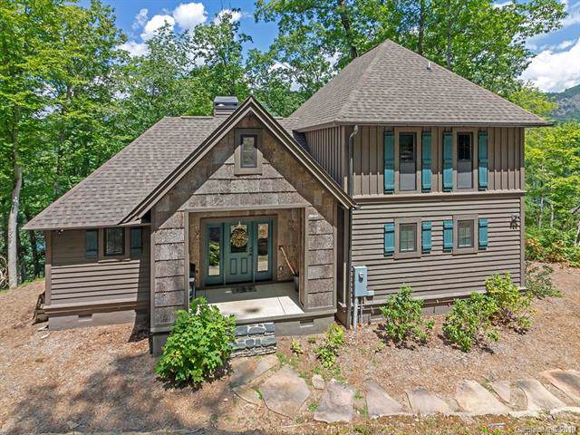 15 Foam Flower Lane, Tuckasegee, NC 28783 (#3544219) :: LePage Johnson Realty Group, LLC