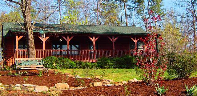 120 Laurel Lane, Lake Lure, NC 28746 (#3544242) :: Caulder Realty and Land Co.