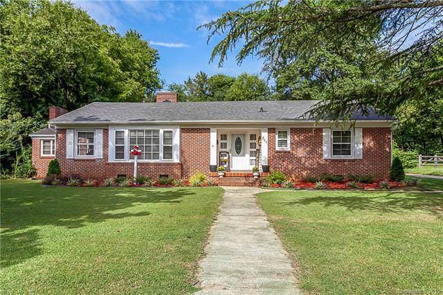 201 N Hawthorne Street, Mount Holly, NC 28120 (#3544348) :: Cloninger Properties