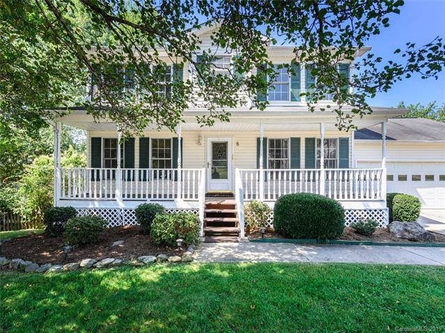 5 Mill Stone Drive, Asheville, NC 28803 (MLS #3544381) :: RE/MAX Journey