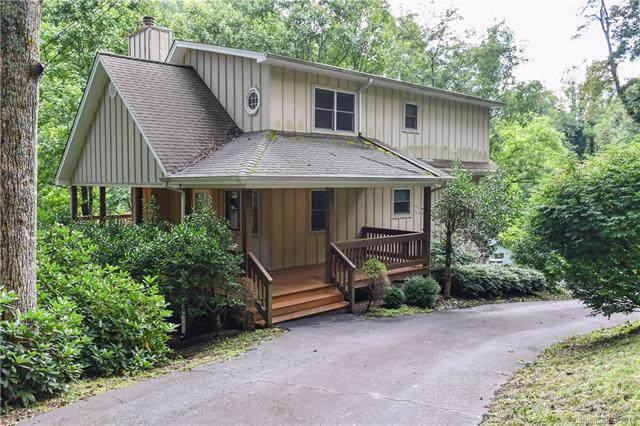 361 Laurel Branch Road, Maggie Valley, NC 28751 (#3544428) :: Keller Williams Professionals