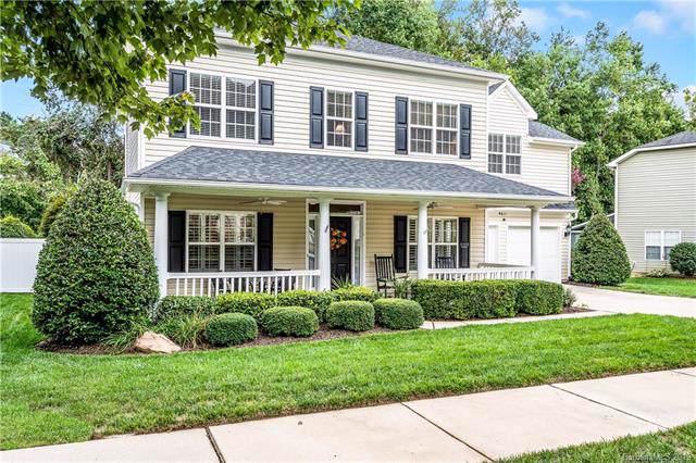 9611 Willow Leaf Lane, Cornelius, NC 28031 (#3544437) :: LePage Johnson Realty Group, LLC