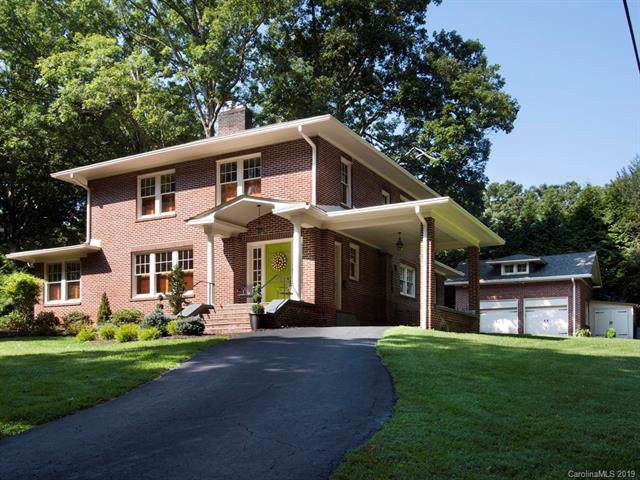 5 White Oak Road, Asheville, NC 28803 (#3544506) :: Rowena Patton's All-Star Powerhouse
