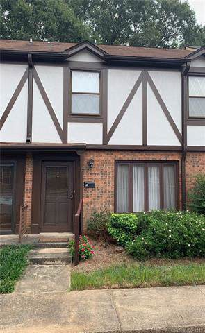 1501 Lansdale Drive C, Charlotte, NC 28205 (#3544558) :: Roby Realty