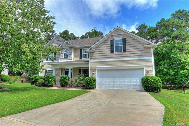1007 Bowen Court, Indian Trail, NC 20879 (#3544575) :: Robert Greene Real Estate, Inc.