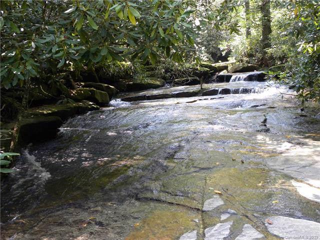 00000 Cabin Creek Road #SR1109, Zirconia, NC 28790 (#3544694) :: Keller Williams Biltmore Village