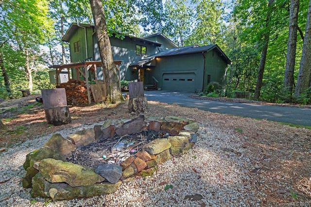118 Little Bear Lane, Pisgah Forest, NC 28768 (#3544716) :: Homes Charlotte
