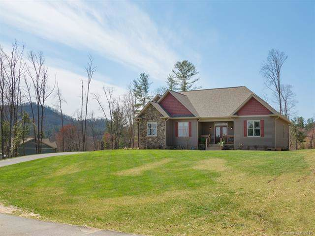 136 Asher Lane, Etowah, NC 28729 (#3544777) :: Besecker Homes Team