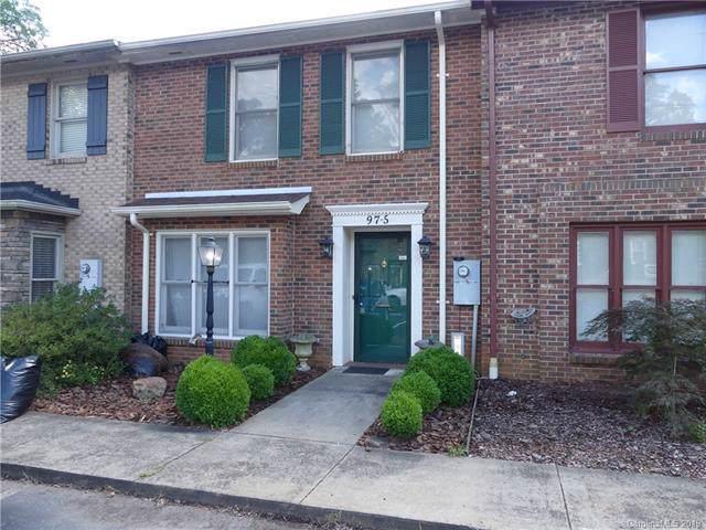 97-5 Edgemont Avenue 97-5, Shelby, NC 28150 (#3544949) :: LePage Johnson Realty Group, LLC