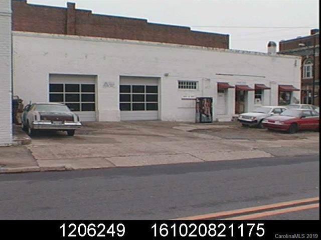 142 N Washington Street, Rutherfordton, NC 28139 (#3544951) :: Roby Realty