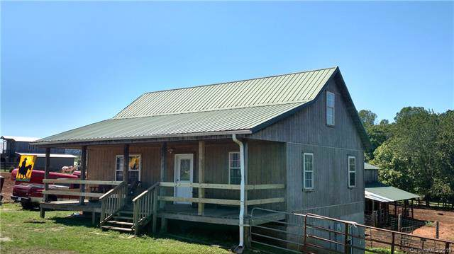 275 Fox Mountain Road, Statesville, NC 28625 (#3544996) :: The Ramsey Group