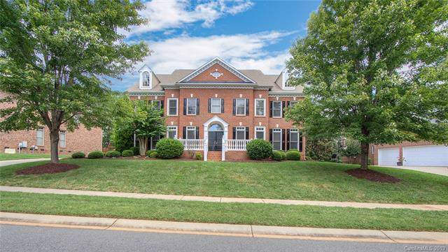3019 Stanbury Drive, Matthews, NC 28104 (#3545024) :: High Performance Real Estate Advisors