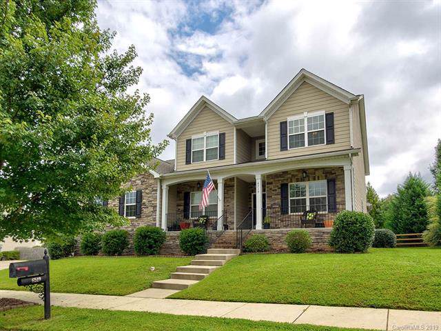 6519 Olmsford Drive, Huntersville, NC 28078 (#3545054) :: LePage Johnson Realty Group, LLC