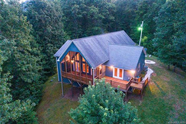 525 Cabin Ridge, Cullowhee, NC 28723 (#3545056) :: Stephen Cooley Real Estate Group