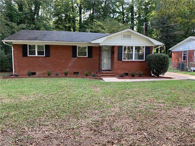 1801 Masonic Drive, Charlotte, NC 28205 (#3545108) :: Carver Pressley, REALTORS®