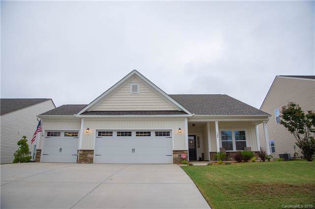 122 Fesperman Circle, Troutman, NC 28166 (#3545115) :: LePage Johnson Realty Group, LLC