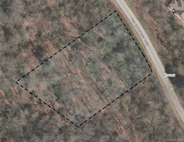 Lot M9 Pine Mountain Trail, Brevard, NC 28712 (#3545233) :: Homes Charlotte