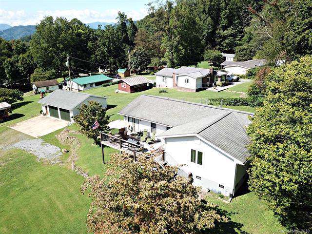 1745 Fisher Creek Road, Sylva, NC 28779 (#3545350) :: Rinehart Realty