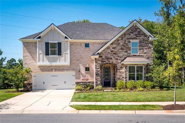 1125 Yarrow Street, Matthews, NC 28104 (#3545384) :: High Performance Real Estate Advisors