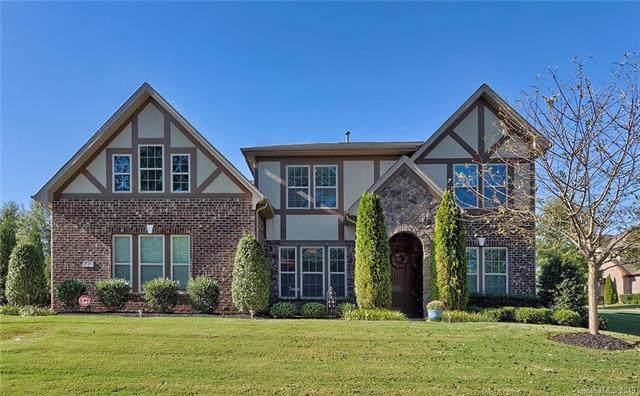 6402 Repose Lane, Huntersville, NC 28078 (#3545410) :: LePage Johnson Realty Group, LLC