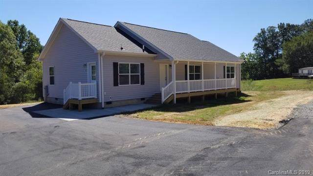 61 Indian Camp Road, Weaverville, NC 28787 (#3545412) :: Francis Real Estate