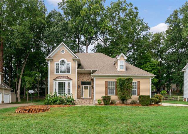 8736 New Oak Lane, Huntersville, NC 28078 (#3545431) :: LePage Johnson Realty Group, LLC