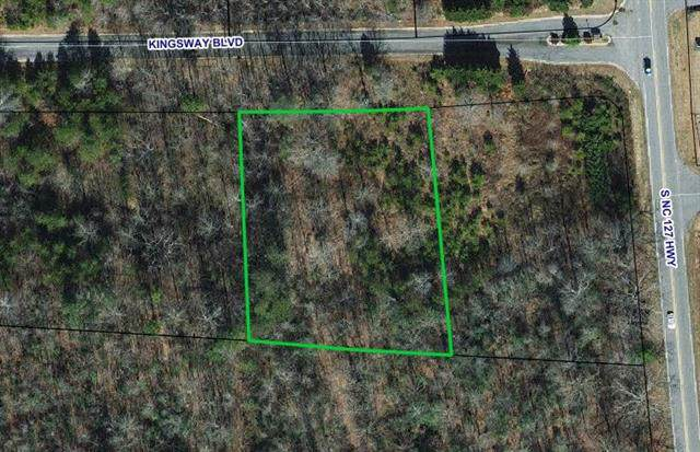 5765 Kingsway Boulevard #2, Hickory, NC 28602 (#3545445) :: Carlyle Properties