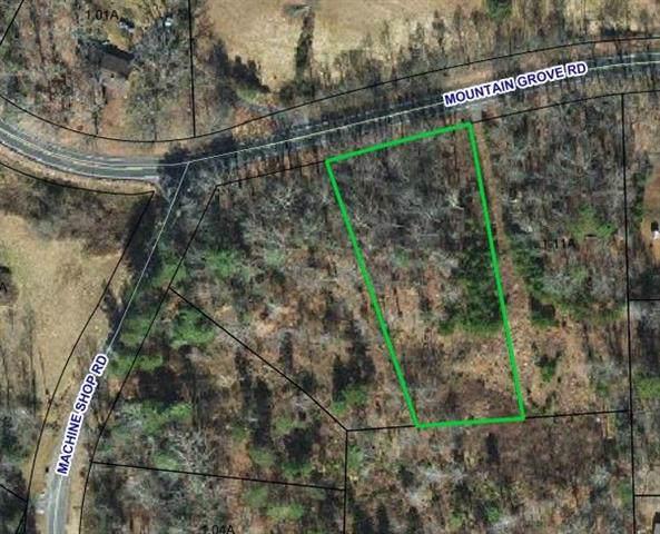 6427 Mountain Grove Road #2, Hickory, NC 28602 (#3545471) :: High Performance Real Estate Advisors