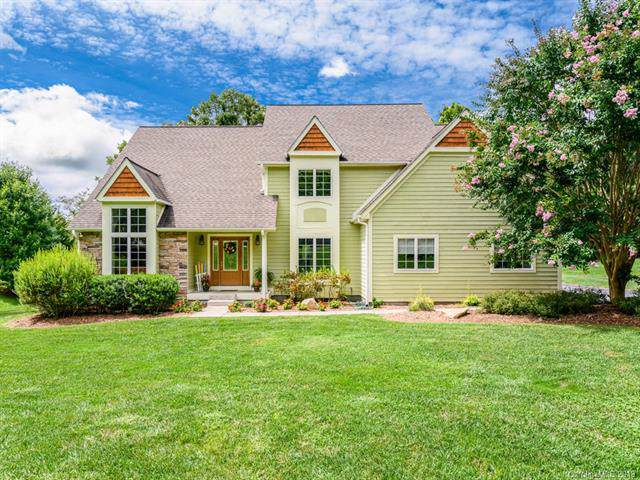 104 Twin Courts Drive, Weaverville, NC 28787 (#3545507) :: Caulder Realty and Land Co.