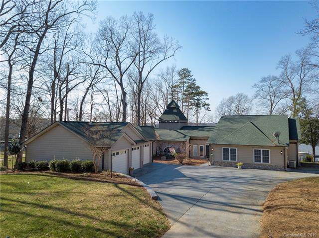 181 Shoreline Drive, Lexington, NC 27292 (#3545553) :: Chantel Ray Real Estate