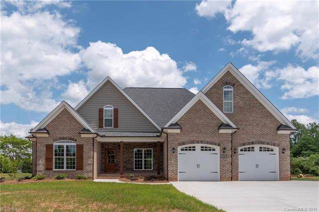 109 Kapstone Crossing, Lexington, NC 27295 (#3545591) :: Chantel Ray Real Estate