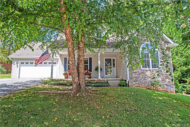 210 Colonel Holcombe Place, Candler, NC 28715 (#3545612) :: Exit Realty Vistas