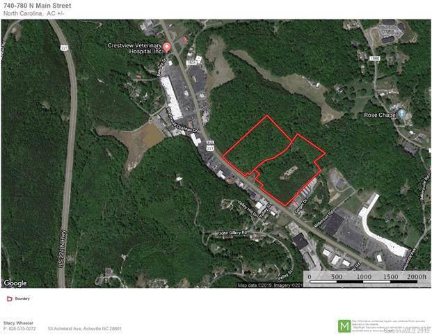 800 & 99999 N Main Street, Marion, NC 28752 (#3545622) :: Keller Williams Professionals