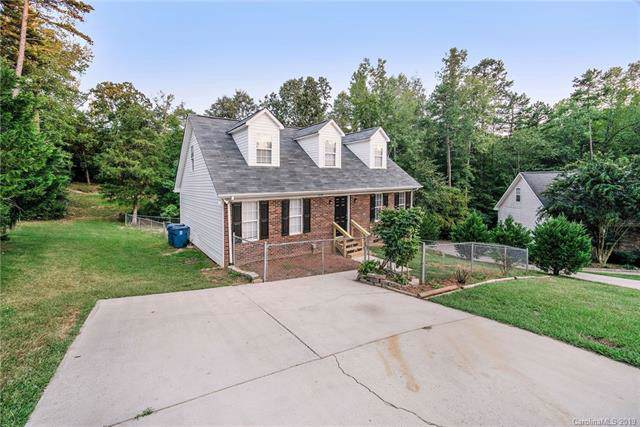1255 Duchess Drive, Mount Pleasant, NC 28124 (#3545624) :: Team Honeycutt