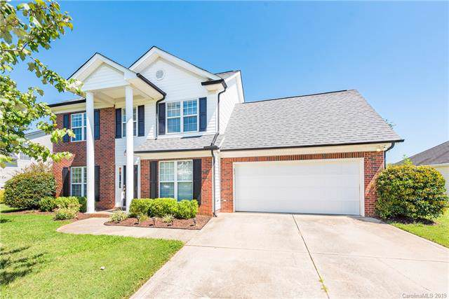 2007 Makin Drive, Indian Trail, NC 28079 (#3545646) :: Robert Greene Real Estate, Inc.