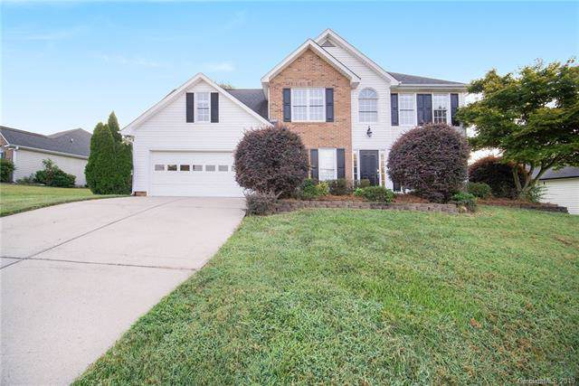 1248 Abbey Ridge Place, Concord, NC 28027 (#3545650) :: Francis Real Estate