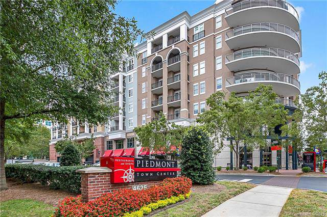 4625 Piedmont Row Drive #607, Charlotte, NC 28210 (#3545653) :: SearchCharlotte.com