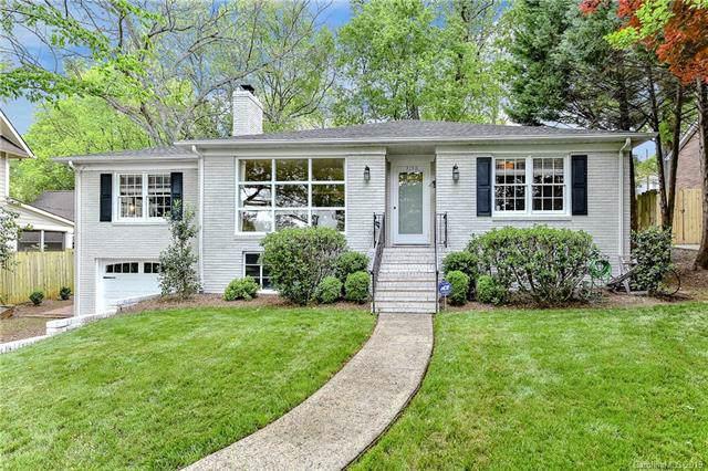3150 Windsor Drive, Charlotte, NC 28209 (#3545674) :: Scarlett Real Estate