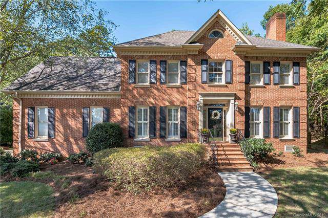 5724 Providence Glen Road, Charlotte, NC 28270 (#3545696) :: Besecker Homes Team