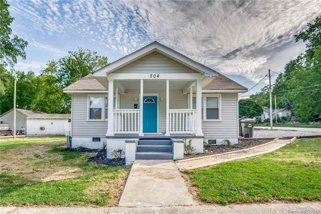 504 Walnut Street, Rock Hill, SC 29730 (#3545783) :: Homes Charlotte