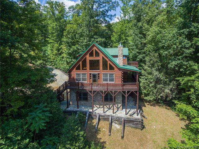 67 Hummingbird Lane, Old Fort, NC 28762 (#3545815) :: LePage Johnson Realty Group, LLC