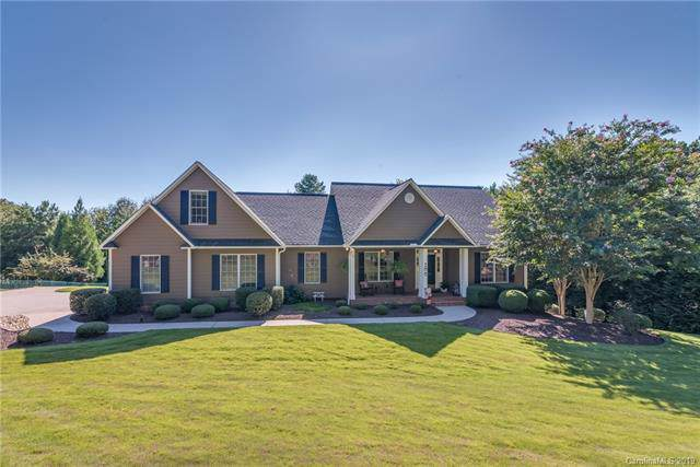 200 Quail Hill Drive, Rutherfordton, NC 28139 (#3545817) :: The Andy Bovender Team