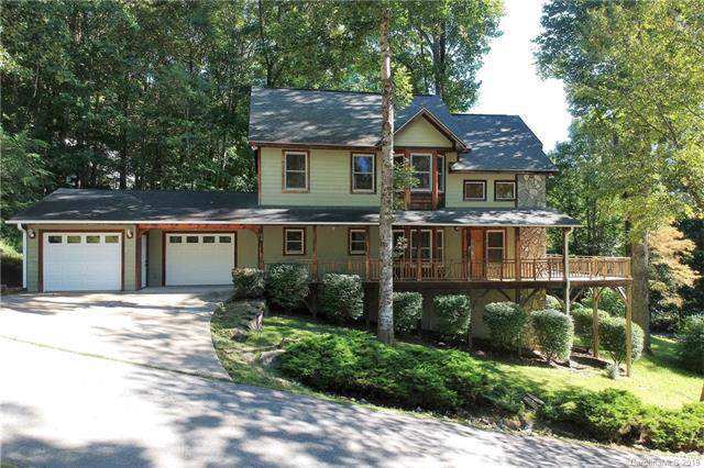 64 Loafer Lane, Waynesville, NC 28785 (#3545882) :: Keller Williams Professionals