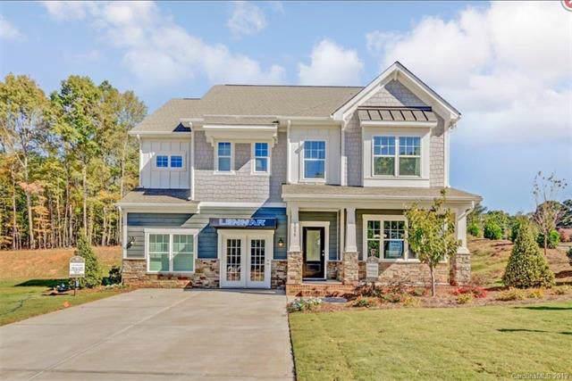 178 Falls Cove Drive #20, Troutman, NC 28166 (#3545906) :: Robert Greene Real Estate, Inc.