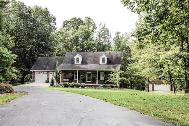 261 Country Club Drive, Troy, NC 27371 (#3545915) :: Carlyle Properties