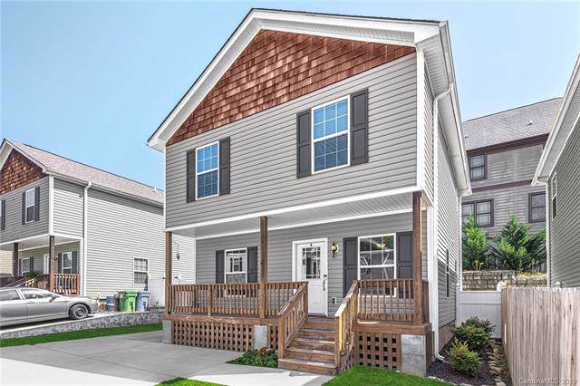41 Jeff Drive 18/A, Asheville, NC 28806 (#3545930) :: Besecker Homes Team