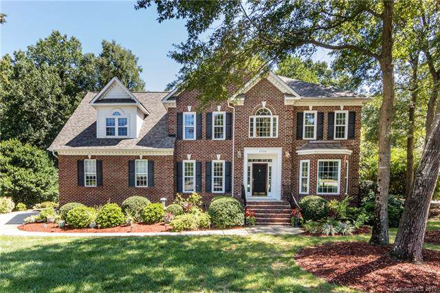 12556 Overlook Mountain Drive, Charlotte, NC 28216 (#3545958) :: LePage Johnson Realty Group, LLC