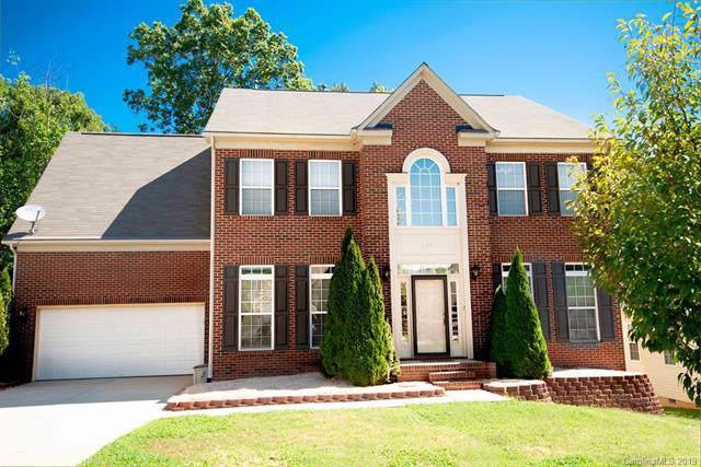 173 Pecan Hills Drive, Mooresville, NC 28115 (#3545976) :: Rinehart Realty