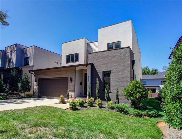 4220 Commonwealth Avenue, Charlotte, NC 28205 (#3545985) :: LePage Johnson Realty Group, LLC