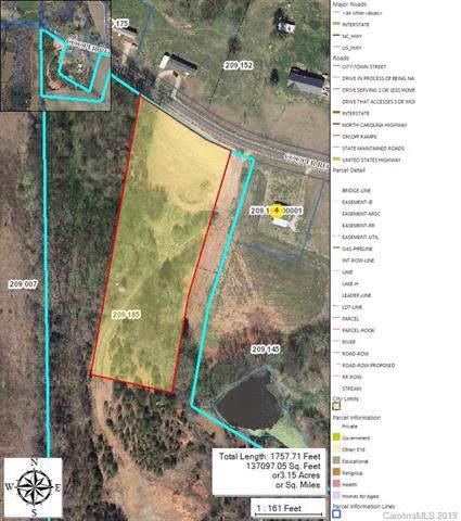 Lot 2 Cooper Road, Salisbury, NC 28115 (#3546091) :: Carolina Real Estate Experts